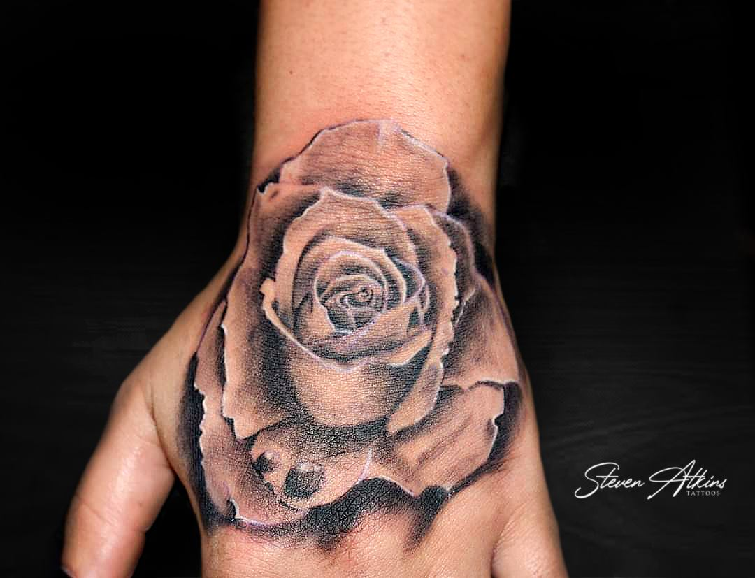 tattoo aftercare from the black rose tattoo company